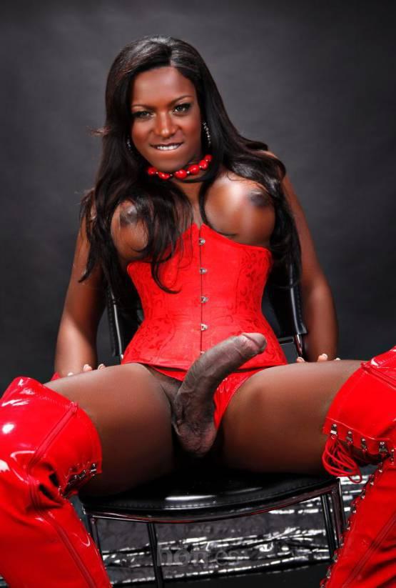 Negras transexuales